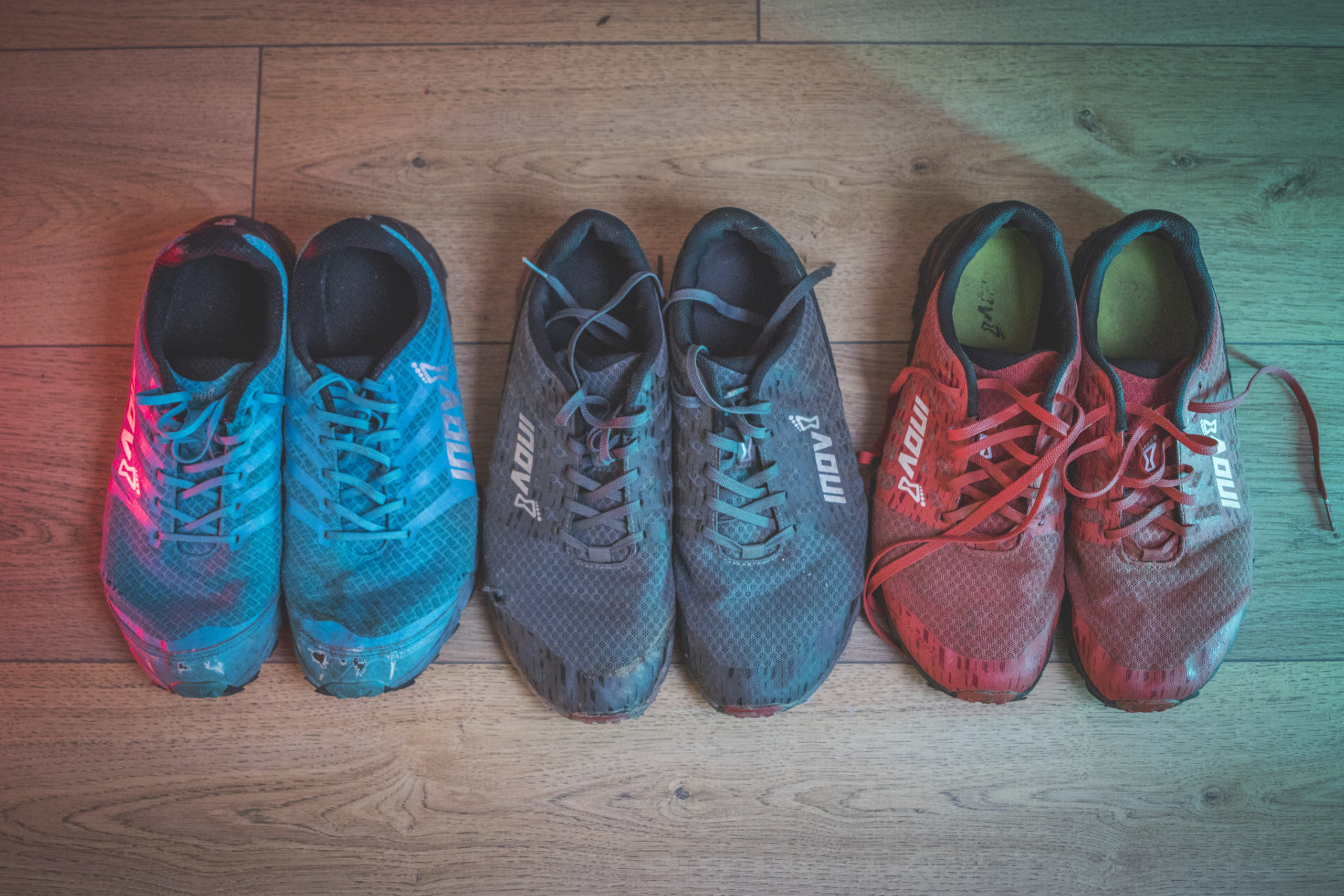 chaussures trail running