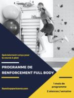 PROGRAMME DE RENFORCEMENT FULL BODY